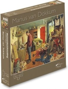 Marius van Dokkum Mannenhuishouding 1000 st.