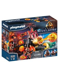 Playmobil 70394 - Lava Katapult