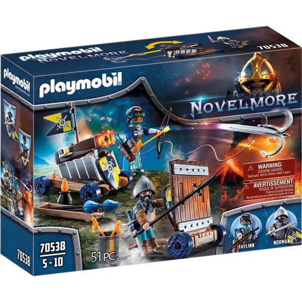 Playmobil 70538 - Aanvalsgroep
