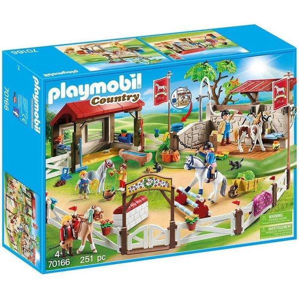 Playmobil 70166 - Pony Farm
