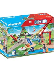 Playmobil 70328 - Speelpark