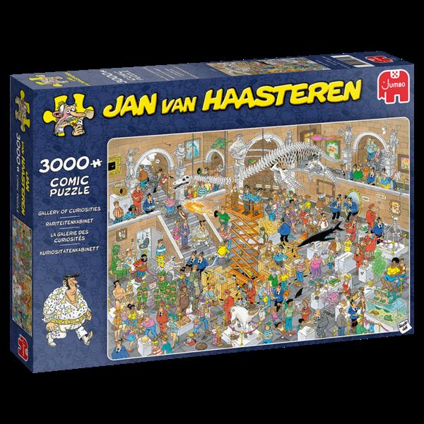 Jumbo Rariteitenkabinet/Museum, 3000 stukjes