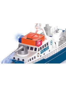 Siku 5401 - Politieboot met licht en geluid