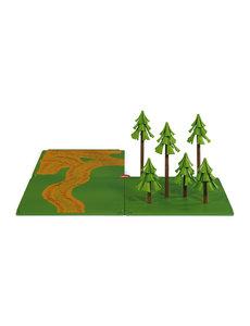 Siku 5699 - Toebehoren Veldwegen en Bos