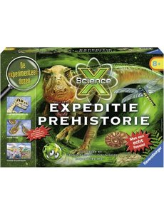 Ravensburger Science X Expeditie prehistorie