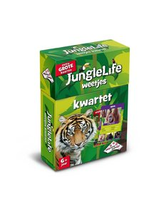 Identity Games Weetjes kwartet Jungle life