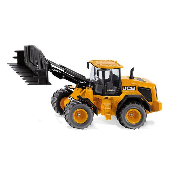 Siku 3663 - JCB 435S Agri Shovel