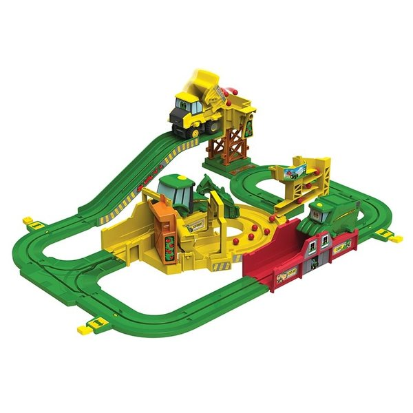 Tomy Johnny tractor circuit