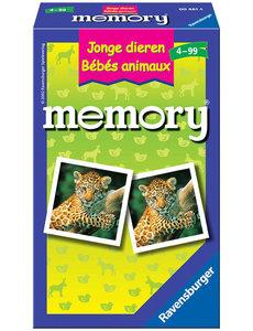 Ravensburger Jonge dieren memory