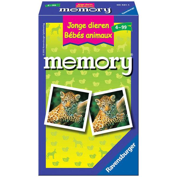 Ravensburger Memory Jonge dieren
