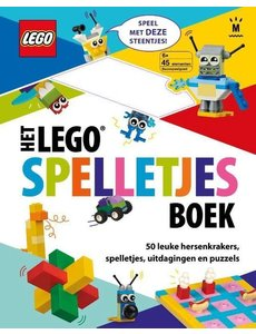 LEGO Boek Lego: Spelletjesboek