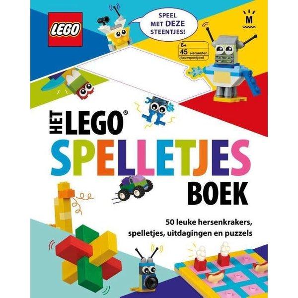 LEGO Boek Spelletjesboek