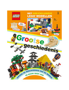 LEGO Boek Lego: Grootse geschiedenis