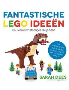 LEGO Boek Fantastische Lego Ideeën