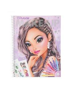 Depesche TopModel Make-up kleurboek