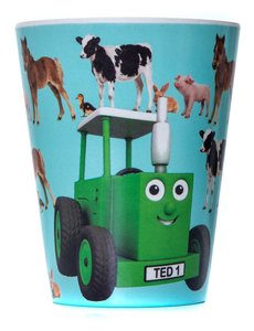 Tractor Ted Drinkbeker - Baby dieren (Bamboe)