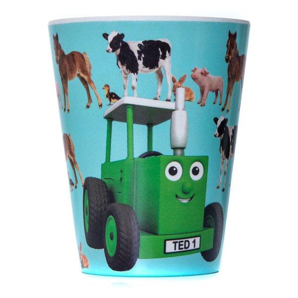 Tractor Ted Drinkbeker - Baby dieren (Bamboe)
