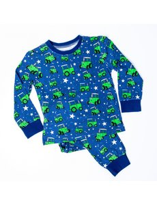 Tractor Ted Pyjama Sterrennacht