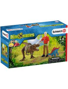Schleich 41465 - Tyrannosaurus Rex aanval