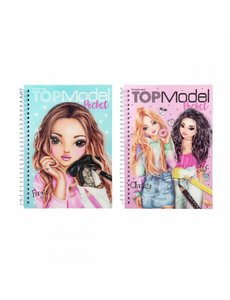 Depesche Pocket kleurboek 3-D