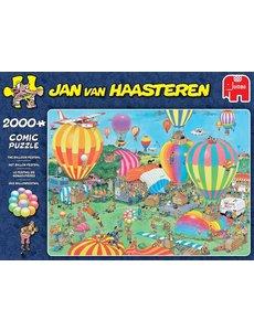 Jumbo Ballonfestival, 2000 stukjes