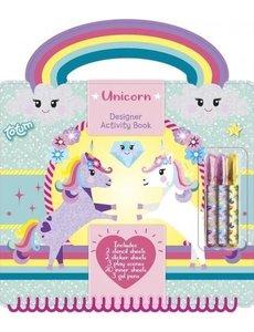 totum Unicorn activiteiten boek