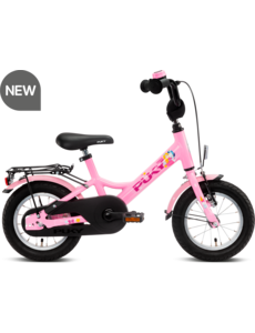 Puky Kinderfiets Youke 12 - rose