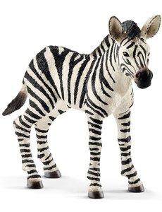 Schleich 14811 - Zebra, veulen