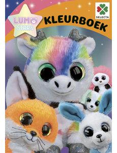 Tactic/Selecta Lumo Stars Kleurboek
