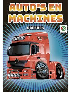 Tactic/Selecta Auto's en machines doeboek