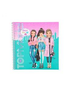 Depesche-TopModel TopModel Dress me up stickerboek