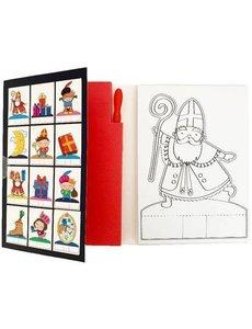 Prikblok Sinterklaas