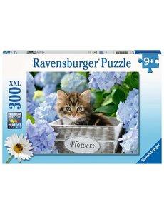 Ravensburger Klein katje 300 stukjes