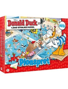 Donald Duck 5 - Plonspret - 1000 st.