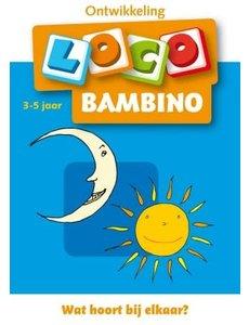 Loco bambino - Wat hoort bij elkaar? (3-5 jaar)