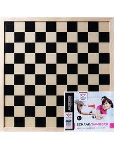 Longfield Schaak/ dambord basic