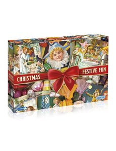 Gibsons Christmas Festive Fun - 1000 st.
