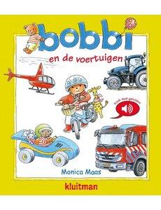 Kluitman Bobbi geluidenboekje: voertuigen