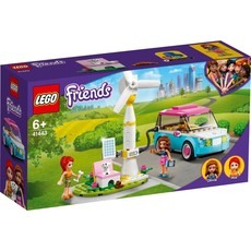 LEGO 41443 - Olivia's elektrische auto