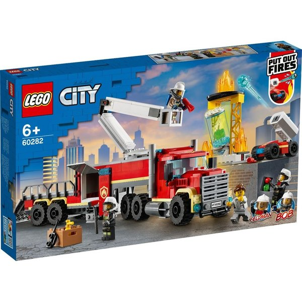 LEGO 60282 - Grote Ladderwagen