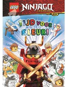 LEGO Kleurboek Ninjago