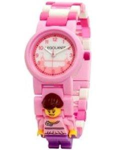 LEGO Horloge Lego Classic - Roze