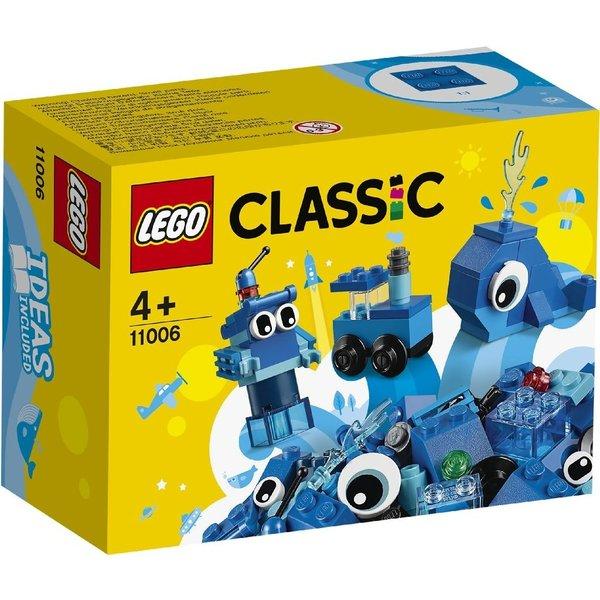 LEGO 11006 - Creative blauwe stenen