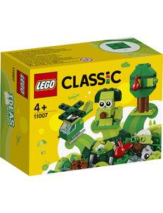 LEGO 11007 - Creatieve groene stenen