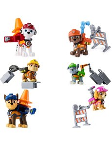 Paw patrol Ultimate construction rescue action pack pups - assorti