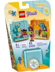 LEGO 41410 - Andrea's zomerspeelkubus