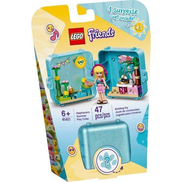 LEGO 41411 - Stephanie's zomerspeelkubus