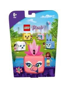 LEGO 41662 - Olivia's flamingo kubus