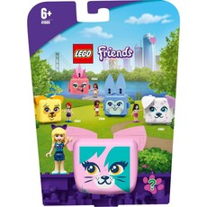 LEGO 41665 - Stephanie's kattenkubus