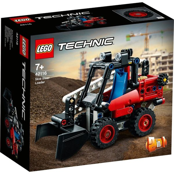 LEGO 42116 - Mini-graver